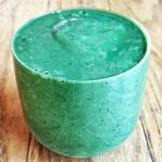 Coco Blue Green Smoothie