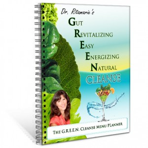 GREEN Cleanse Menu Planner