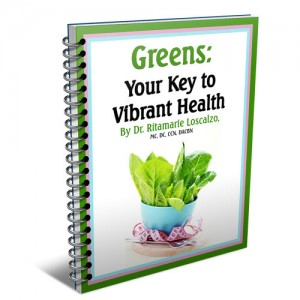 Greens - Your Key to Vibrant Health