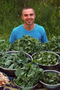 Sergei Boutenko on wild greens
