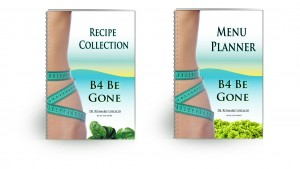 B4 Be Gone Blood Sugar Balancing 30-Day Meal Make-Over