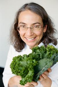 Gourmet raw chef Karen Osborne