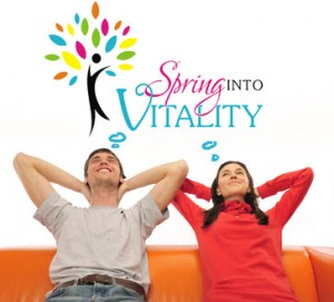 SpringIntoVitality - Imagine