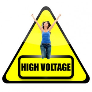 high voltage energy
