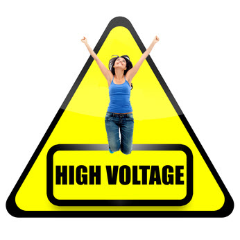 high voltage energy