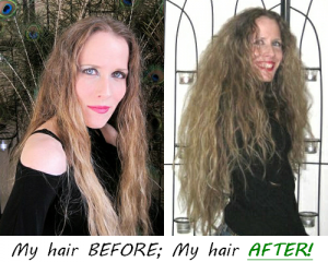 Stacie Foxy Cole - before-after