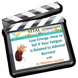 VITAL Solutions - Adrenal Health Video