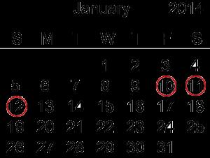 January 2014 - SHINE Conference