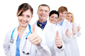 Successful health practitioners