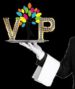 Spring into Vitality VIP