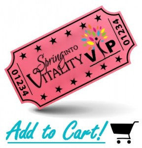 Spring into Vitality - Conference + VIP