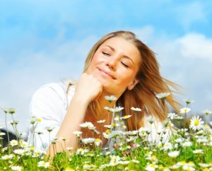Spring into Vitality - pamper yourself