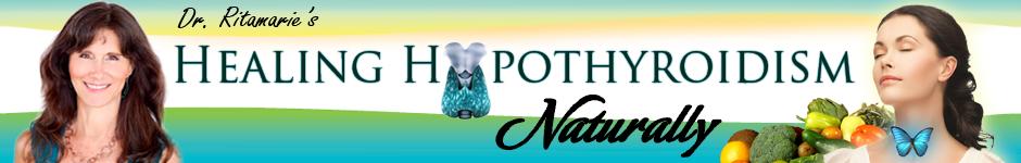 Healing Hypothyroidism Naturally - Banner