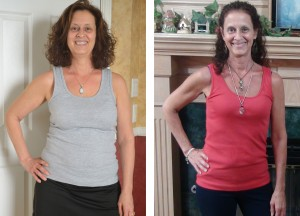 Lynn Mahler - BEFORE and AFTER - Energy Recharge Coaching
