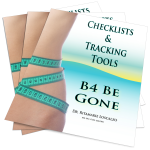 B4 Be Gone Checklists and Tracking Tools