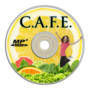 CAFE - Digital Recording Library - adrenal recharge audios