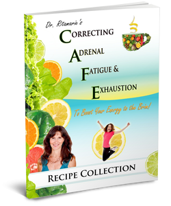 CAFE - Recipe Collection - adrenal recharge recipes