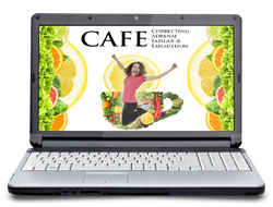 CAFE - Website and modules - adrenal recharge materials