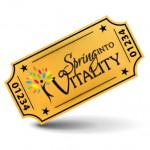 Spring Into Vitality - ticket