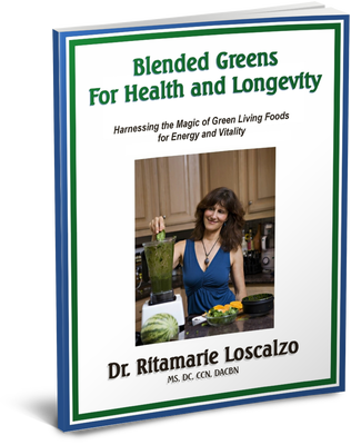 Blended Green for Health and Longevity