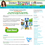 Energy Recharge Coaching - ERC members' website