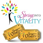 Spring into Vitality - two tickets