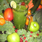 The Great Debate:  What's Best for Detox – Blended greens or green juice?