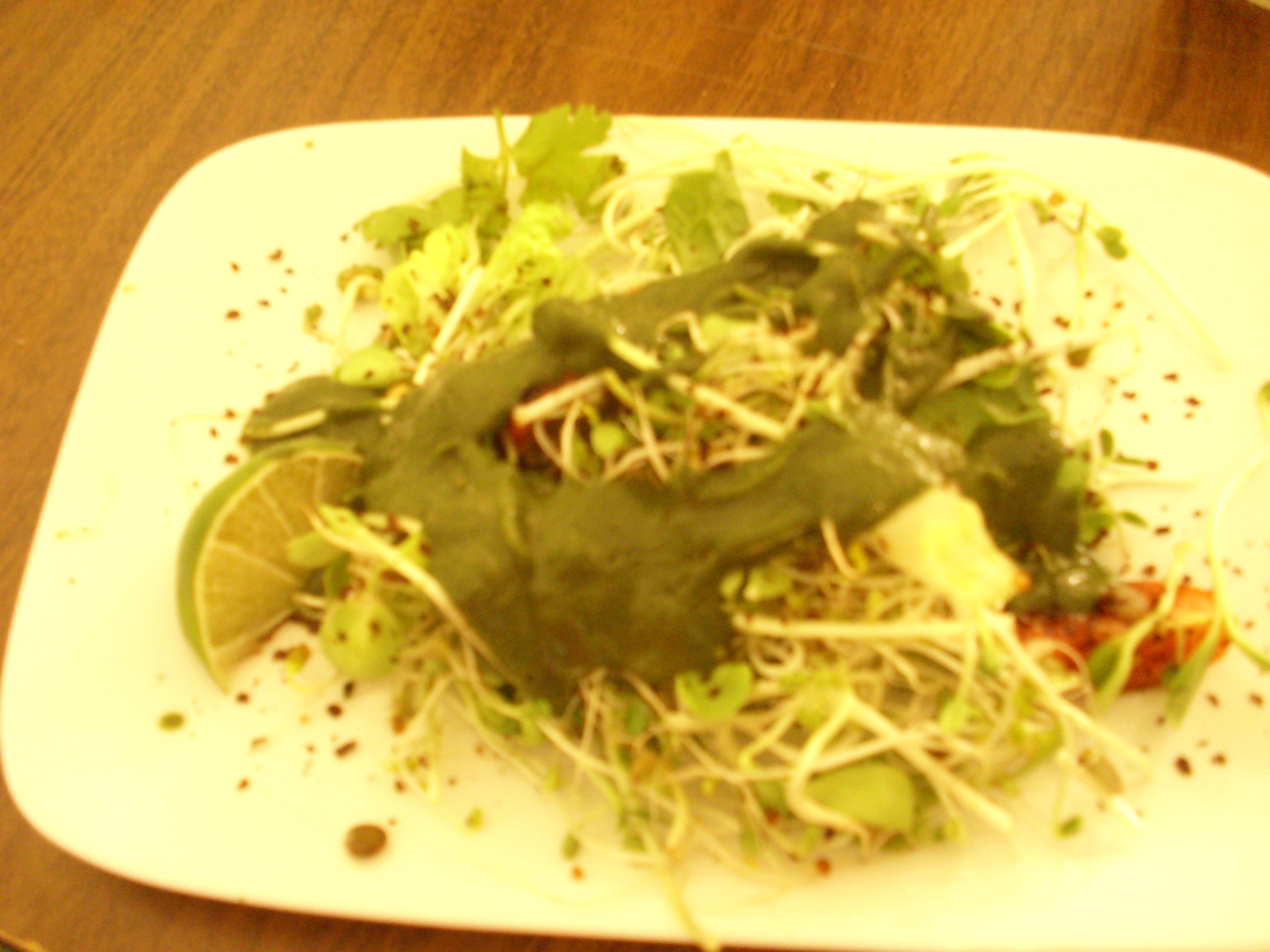 Recipe: Sea Veggie Salad Topper