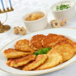 Hanukkah in the Raw:  Living Foods Version of Traditional Latkes