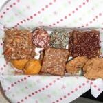Gluten-Free, Holiday Treats – Organic, raw and whole Fresh foods