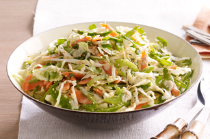 Recipe: Green Slaw with Thai Dressing