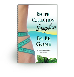 B4 Be Gone Recipe Sampler