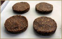 Raw Dessert Recipe: Carob Brownies – gluten free, low glycemic and delicious!
