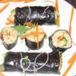 Recipe: Cauliflower Nori Rolls (raw, gluten free, yummy)