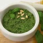 Recipe: Adrenal Nourishing Deep Green Pesto (gluten free, raw, and divine)