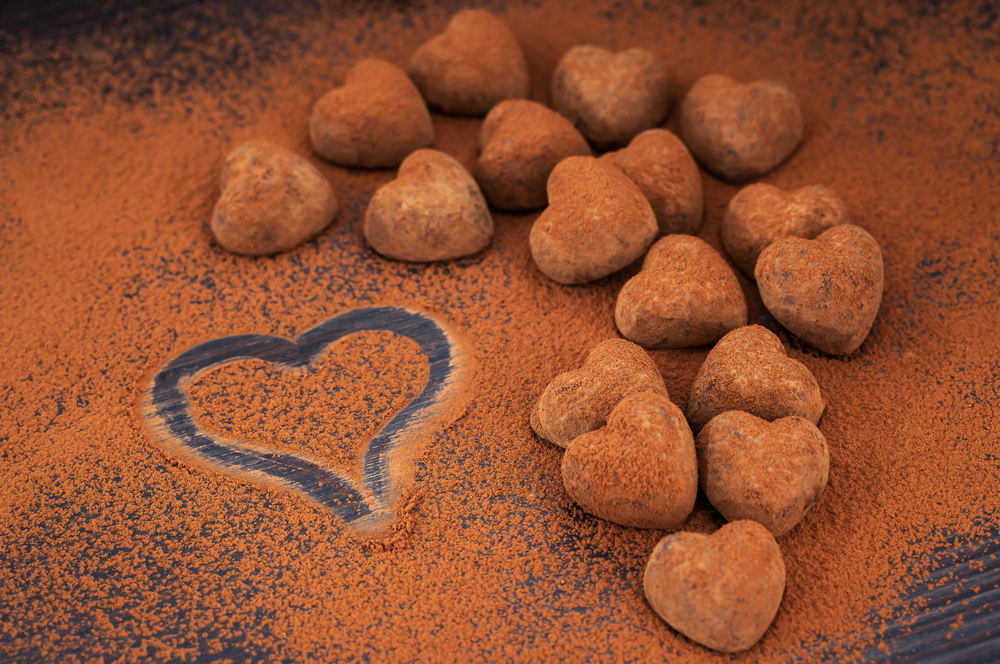 Recipe: Cacao Protein Truffles
