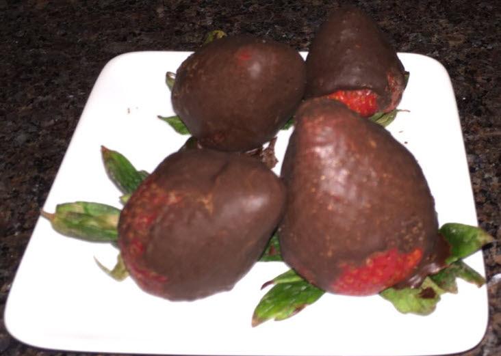 Recipe: Chocolate Covered Strawberries