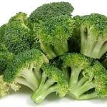 Broccoli pile