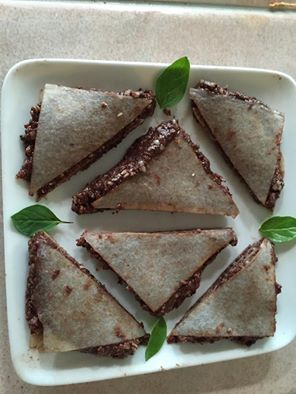 Low-Glycemic and Gluten-Free Chocolate Baklava Recipe
