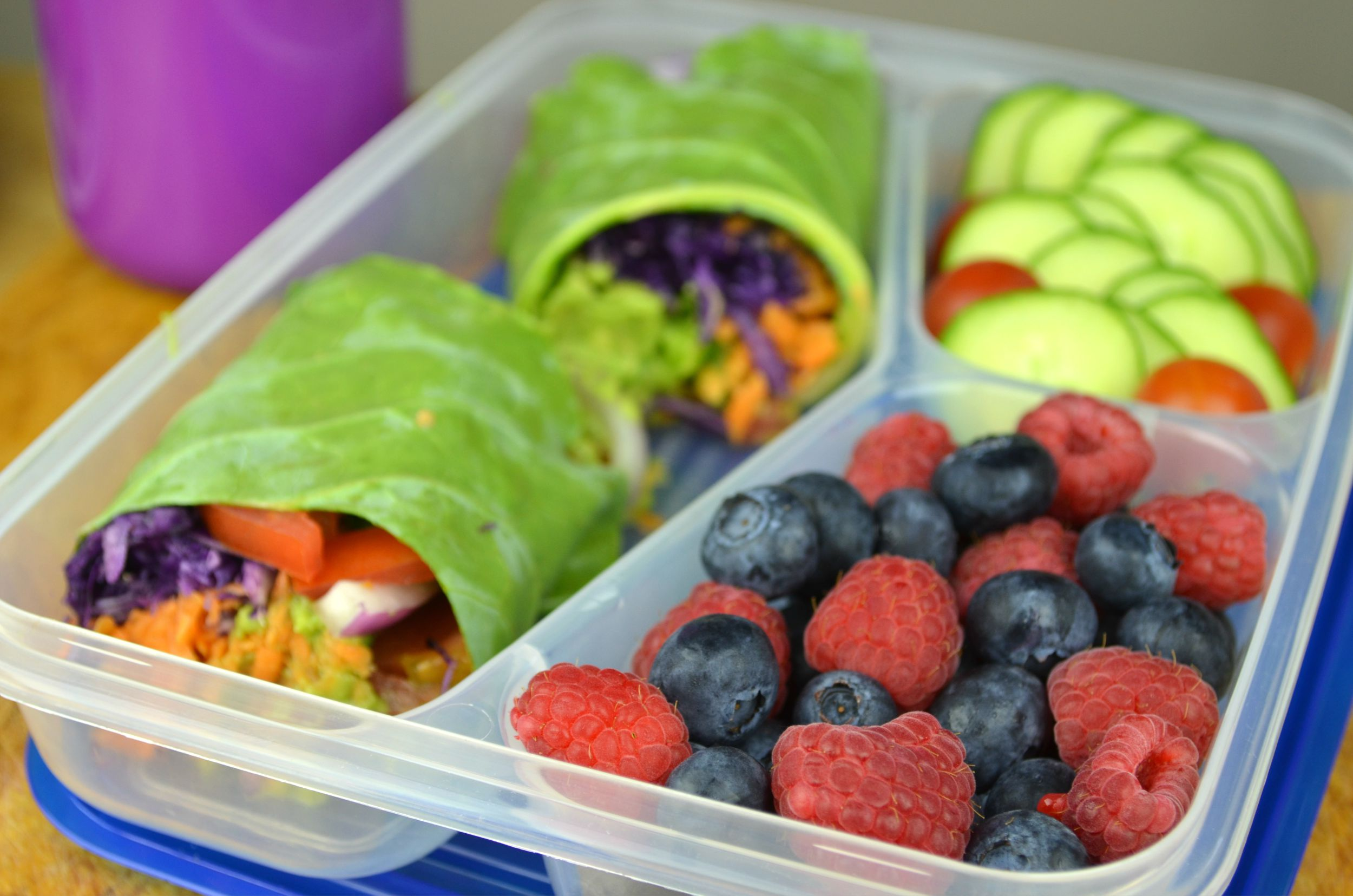 """Packing """"Brain Food"""" in Your Child's Back-to-School Lunches"""