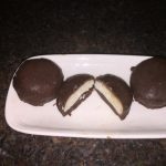 Decadently Delicious Low-Glycemic Chocolate Filled Coconut Nougats