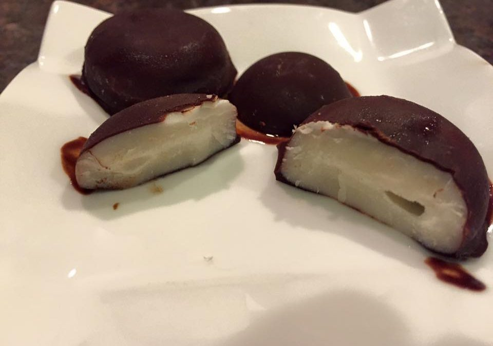 Recipe of the Week: No Sugar Crash Peppermint Patties